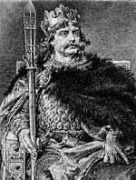 Portret Bolesława Chrobrego